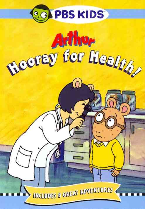 ARTHUR:HOORAY FOR HEALTH BY ARTHUR (DVD)